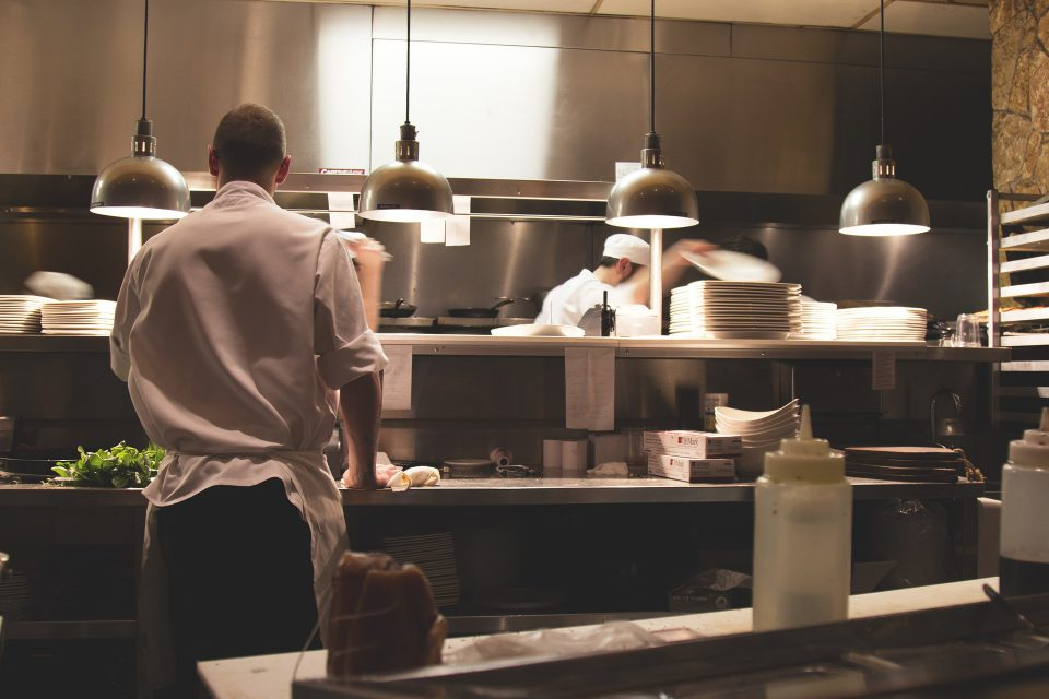Information About Becoming a Chef: